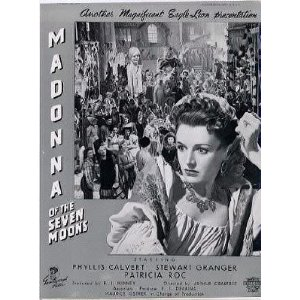 <i>Madonna of the Seven Moons</i> 1945 film
