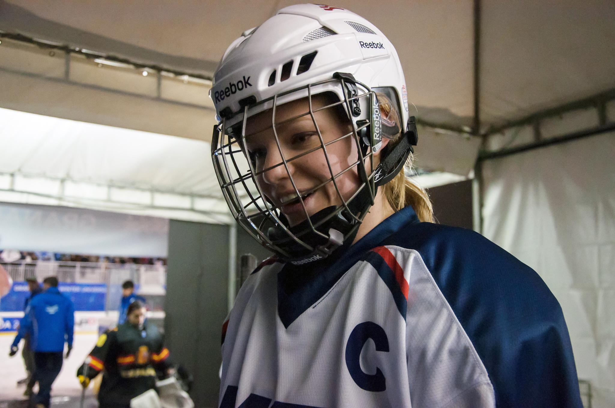Michigan Wolverines Womens Ice Hockey