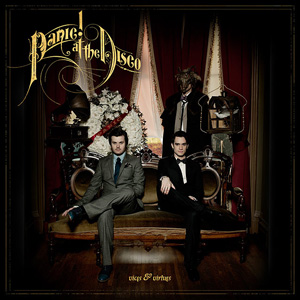 cd panic at the disco vices & virtues
