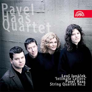 Pavel Haas Quartet Czech string quartet founded in 2002