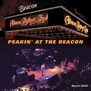<i>Peakin at the Beacon</i> 2000 live album by The Allman Brothers Band
