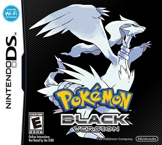 Picture of a game: Pokémon Black And White