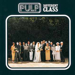 Different Class Pulp album cover