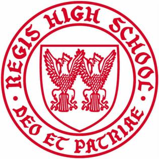Regis High School (New York City) Private Jesuit university-preparatory school for Roman Catholic young men located on Manhattans Upper East Side