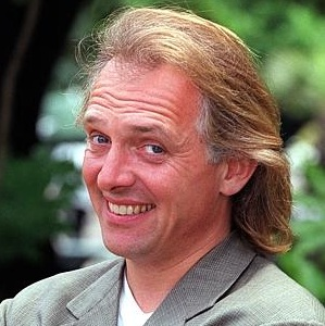 Rik Mayall British comedian and actor
