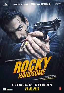 Rocky Handsome 2016 Hindi (1CD) DvDScr x264 AAC Hon3y   ~ 700 MB
