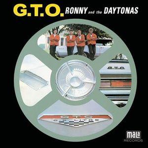 <i>G.T.O.</i> (album) 1964 studio album by Ronny & the Daytonas