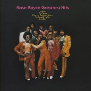 Greatest Hits (Rose Royce album) - Wikipedia