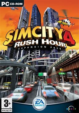 Game PC, cập nhật liên tục (torrent) SimCity_4_-_Rush_Hour_Coverart