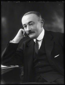 Graeme Thomson British colonial administrator born 1875