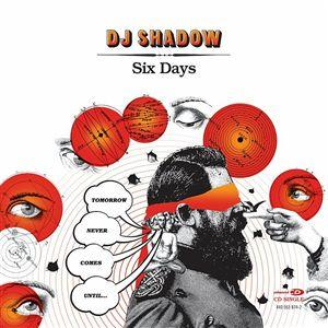 DJ Shadow — Six Days (studio acapella)