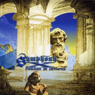 <i>Twilight in Olympus</i> 1998 studio album by Symphony X