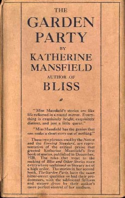 Katherine Mansfield's Miss Brill: Summary and Analysis