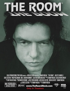 The Room Official poster