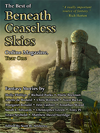 The Best of Beneath Ceaseless Skies Online Magazine, Year One Coverart.png