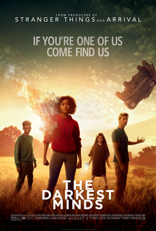 Movie Mondays: The Darkest Minds