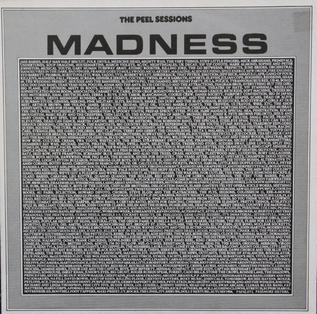 <i>The Peel Sessions</i> (Madness) 1986 EP by Madness