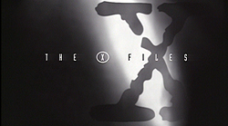 <i>The X-Files</i> American science fiction TV series
