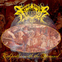 Xasthur - Telepathic with the Deceased jpgXasthur Telepathic With The Deceased