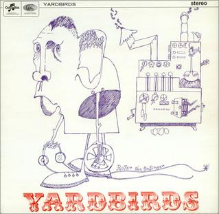 The Yardbirds artwork