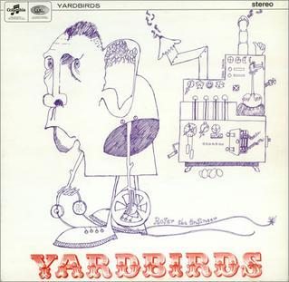 <i>Roger the Engineer</i> 1966 studio album by the Yardbirds