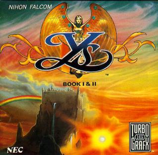 <i>Ys I & II</i> 1989 video game