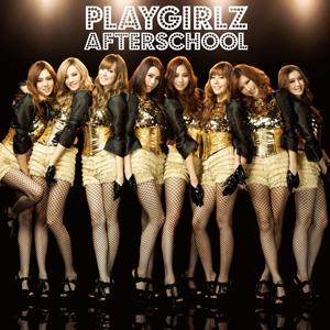 <i>Playgirlz</i> 2012 studio album by After School
