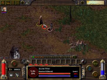 Listado de videojuegos Steampunk Arcanum_Wolf_Combat