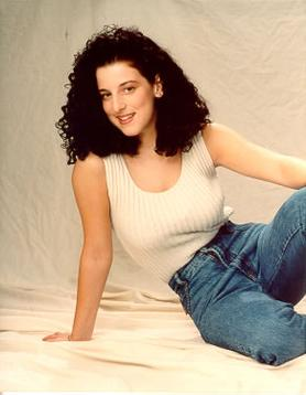 Senior high school portrait of Chandra Levy.