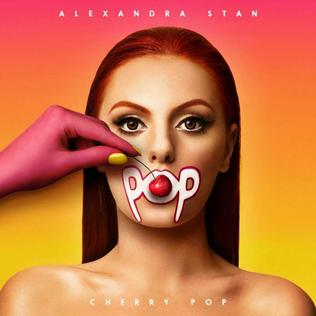 Alexandra Stan — Cherry Pop (studio acapella)