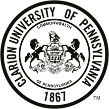 Clarion University seal.png