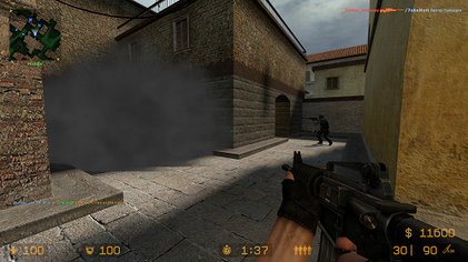how to play counter strike single player