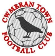 Cwmbrân Town A.F.C. Association football club in Wales