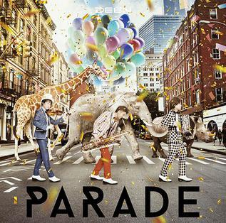 <i>Parade</i> (Deen album) 2017 studio album by Deen