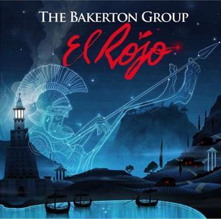 <i>El Rojo</i> 2009 studio album by The Bakerton Group