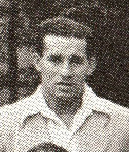 Gerry Alexander cricketer