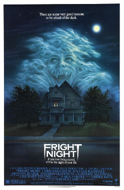 Image result for fright night 1985 vhs
