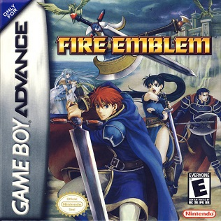 Image result for gba fire emblem cover