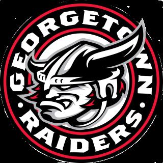 "Georgetown Raiders junior ""A"" ice hockey team"