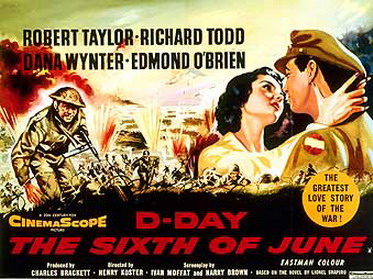 Image result for images of 1956 movie d day the 6th of june