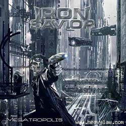 <i>Megatropolis</i> 2007 studio album by Iron Savior