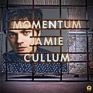 <i>Momentum</i> (Jamie Cullum album) 2013 studio album by Jamie Cullum