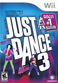 Picture of a game: Just Dance 3
