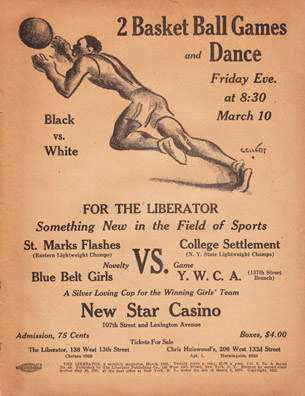 Ad from The Liberator magazine promoting an exhibition in Harlem, March 1922. Drawing by Hugo Gellert. Liberator-ad.jpg