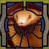 <i>John Zorns Cobra: Live at the Knitting Factory</i> 1995 live album by John Zorn