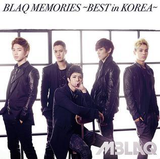 <i>BLAQ Memories</i> 2012 compilation album by MBLAQ