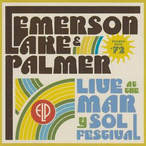 <i>Live at the Mar y Sol Festival 72</i> 2011 live album by Emerson, Lake & Palmer
