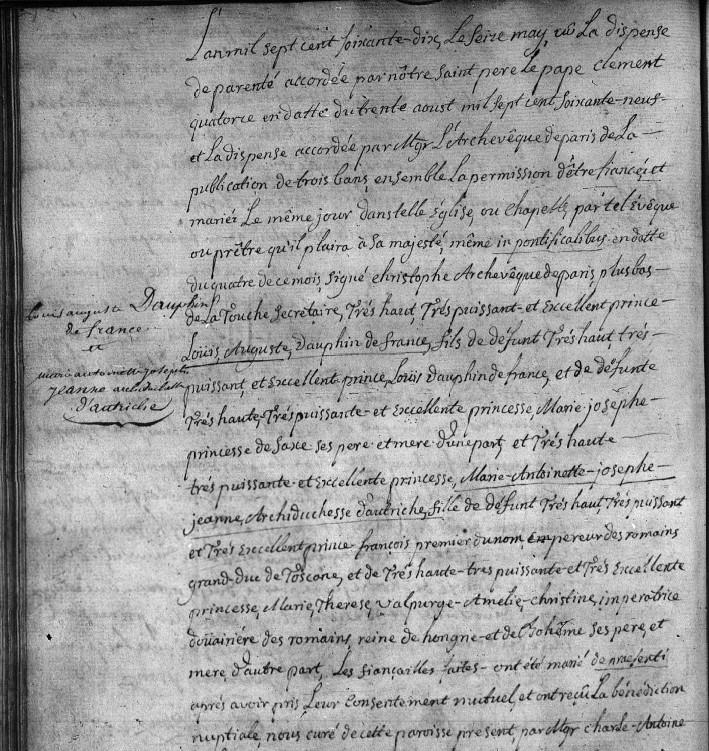 File Mariage Louis Marie Antoinette Jpg Wikipedia