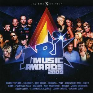 <i>NRJ Music Awards 2009</i> 2008 compilation album by Various Artists