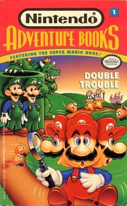 Nintendo Gamebooks Wikipedia
